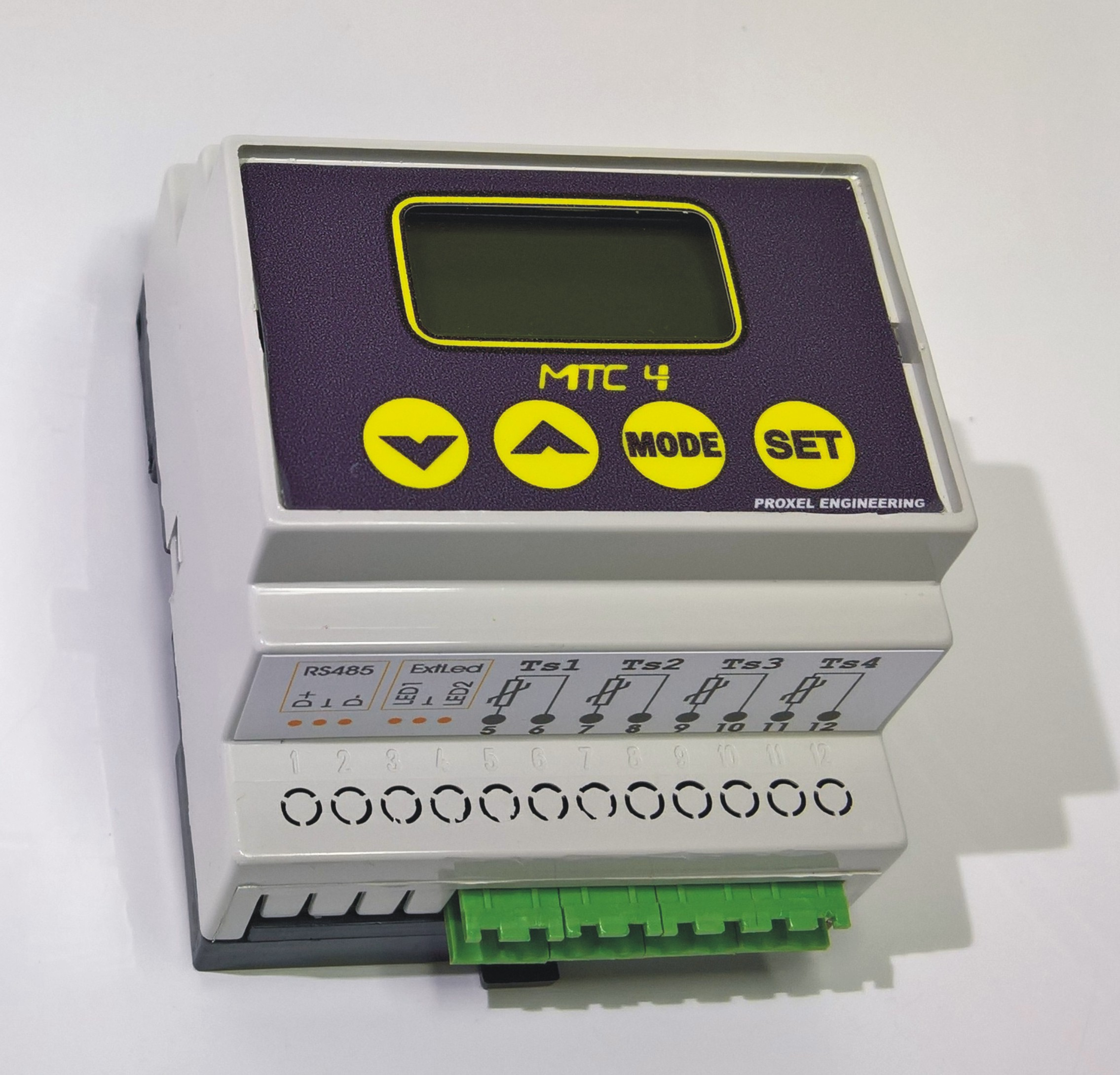Programmable Temperature Controller MТC4